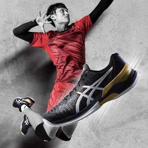 Giày bóng chuyền Asics Upcourt 2 1