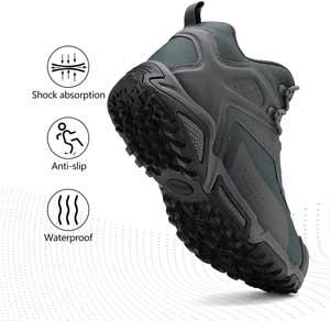 Top 5 giày đi bộ đường dài tốt nhất 9